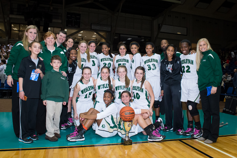 2013 GHSA AA State Champion Wesleyan Lady Wolves